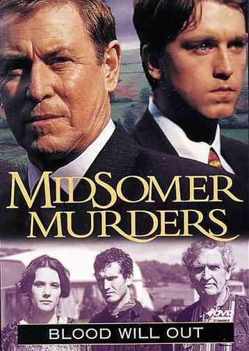 MIDSOMER MURDERS:BLOOD WILL OUT BY MIDSOMER MURDERS (DVD)